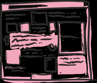 Nepřehledný web